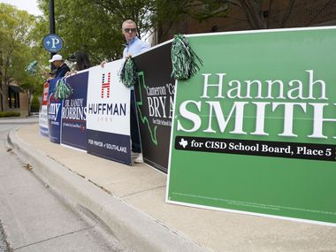 Trustees running in North Texas school board races -- including the competition for two Carroll ISD seats -- have become heated. Candidates raised thousands, sent out mailers and debated over controversial topics.