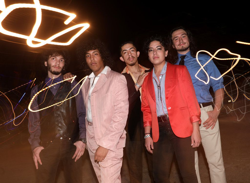 Dallas band Luna Luna will perform during the Latinx indie music festival ¡Eso Es!