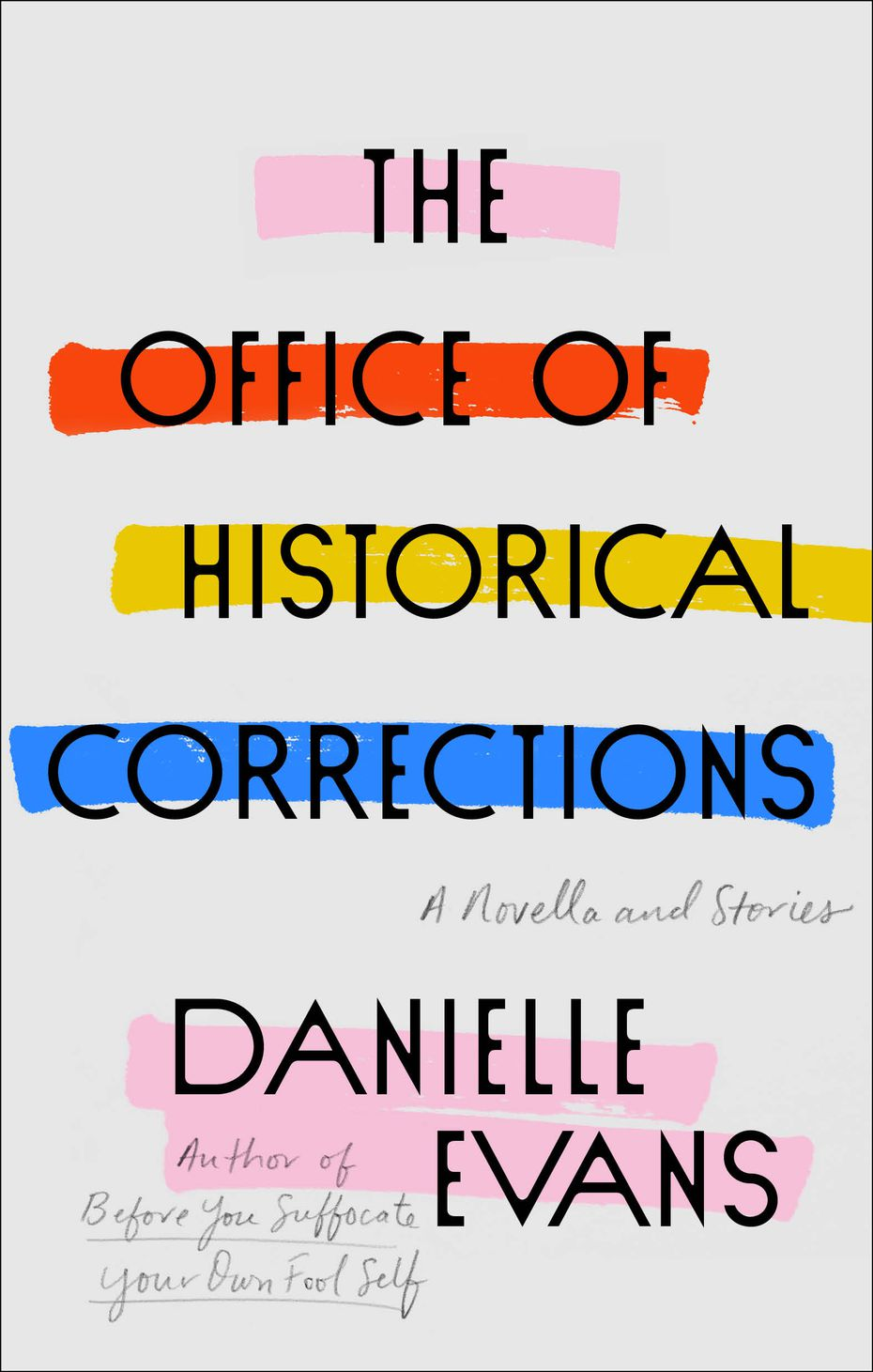 """Danielle Evans' new story collection, """"The Office of Historical Corrections,"""" will be released Nov. 10."""