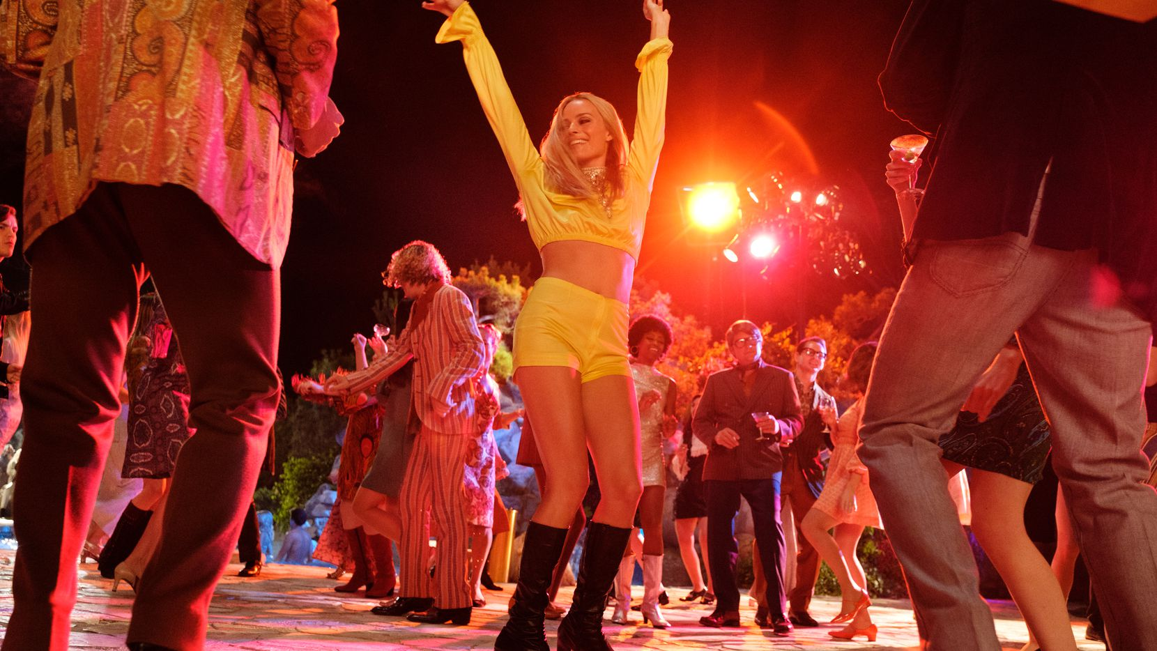 Margot Robbie stars as actress Sharon Tate in the movie, 'Once Upon a Time ... in Hollywood.'