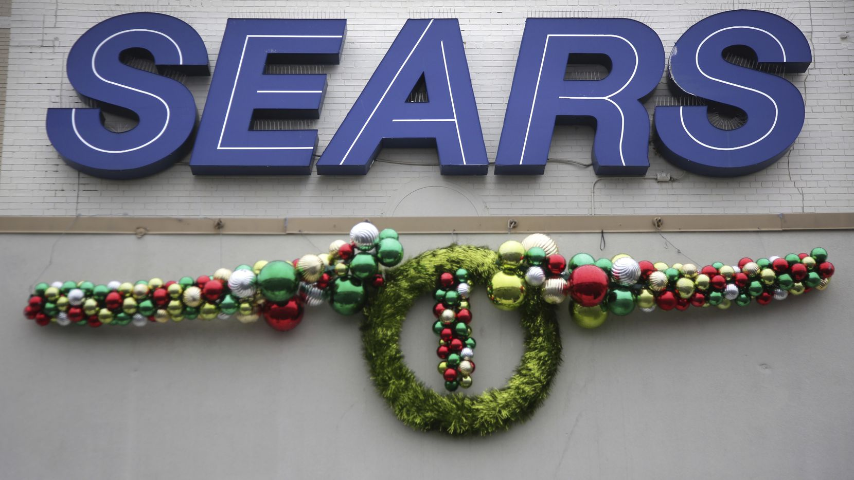 This Jan. 8, 2019, file photo shows a Sears store in Hackensack, N.J.