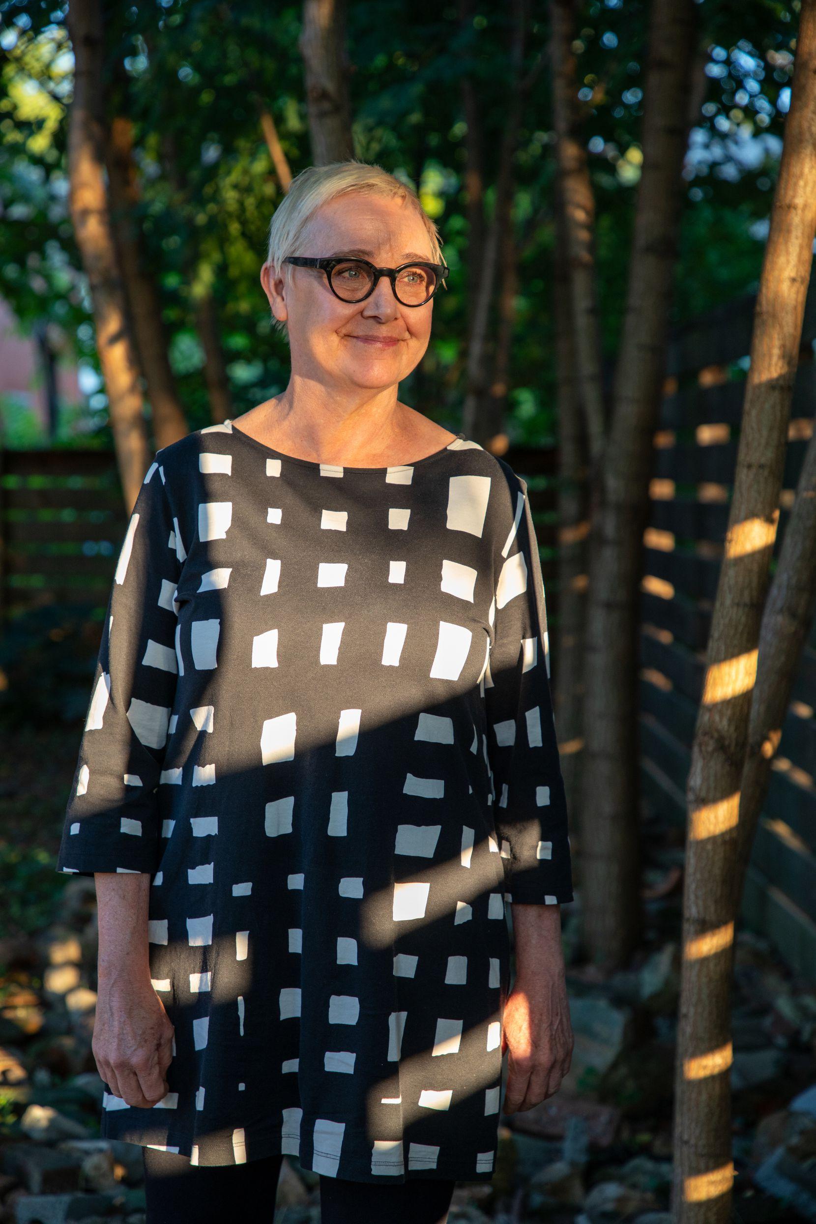 Julie Bargmann, 2021 Oberlander Prize laureate. Photo:  Barrett Doherty and The Cultural Landscape Foundation