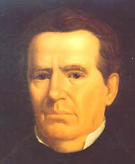 Anson Jones was the last of the Republic of Texas' presidents.