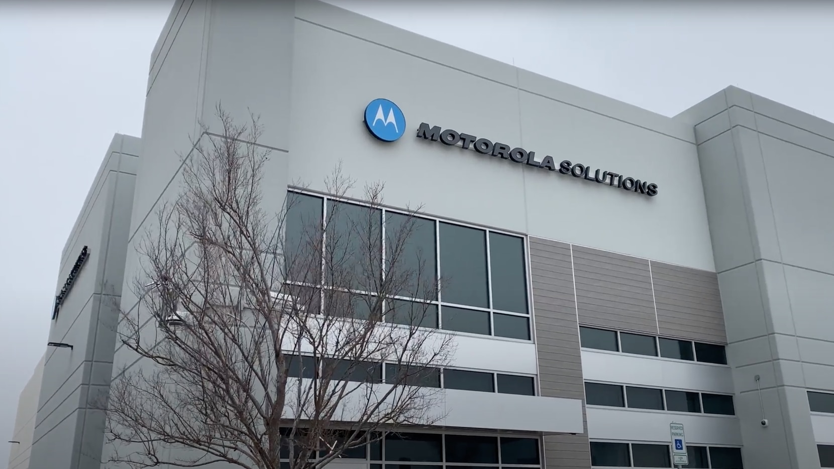 Motorola Solutions' new, centralized manufacturing facility in Richardson will house production for its video security and analytics business.