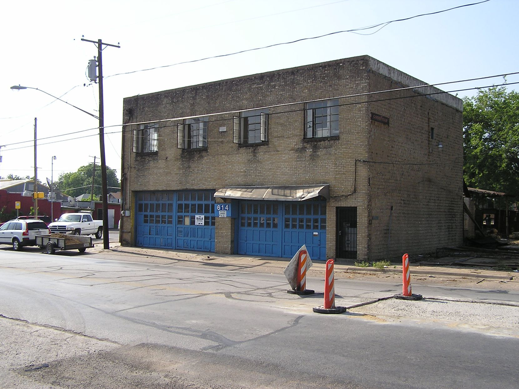 Take a trip back in time: Before Bolsa opened in 2008, it was a body shop. The building dates back to 1947, and Bolsa was just its second tenant, behind its original use as Settles Garage.