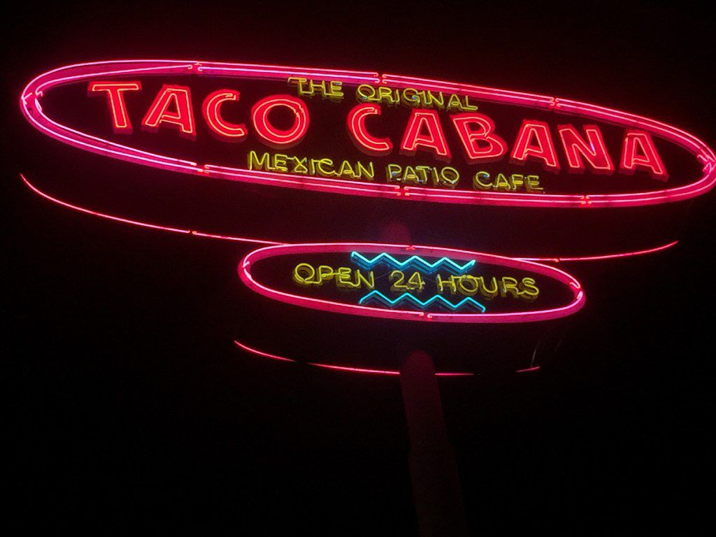 Taco Cabana is owned by Dallas-based Fiesta Restaurant Group.