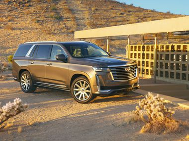 New from the ground up for 2021, Cadillac's Escalade flagship has features, technology and comfort that belong in any conversation about the world's best big luxury SUVs.
