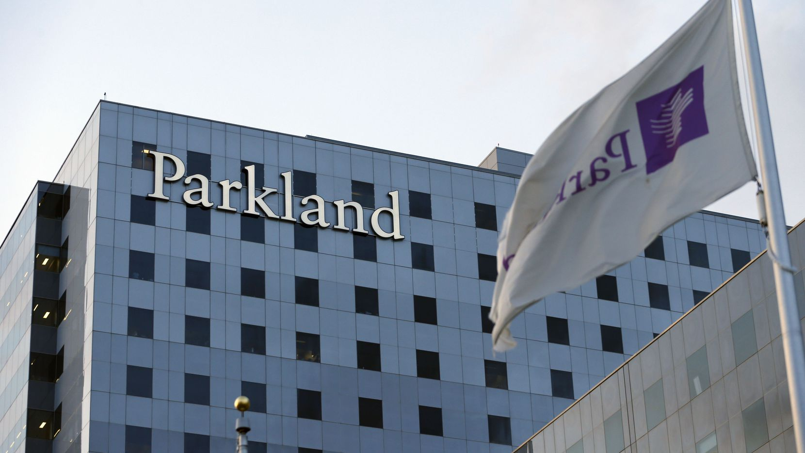 Parkland Hospital's $1.3 billion campus opened in 2015 northwest of downtown Dallas.