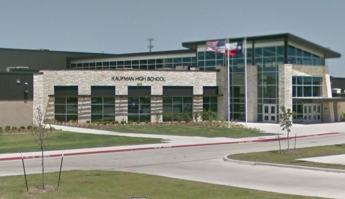 Classes were canceled Wednesday at Kaufman High and other schools in the city.