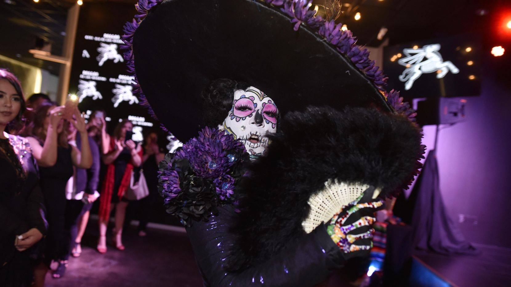 El desfile de Día de Muertos será el 26 de octubre por el centro de Dallas. (ESPECIAL PARA AL DÍA/BEN TORRES)