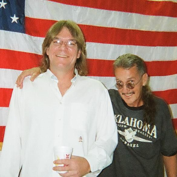 """Songwriter Greg Hall and the late Rich Fagan co-wrote material that Hall hopes will make up much of his next album. Fagan, who died in 2016, wrote six top ten country singles throughout his career, including """"Be My Baby Tonight"""" and """"Sold (The Grundy County Auction Incident),"""" both of which were number one hits for John Michael Montgomery in the 1990s."""