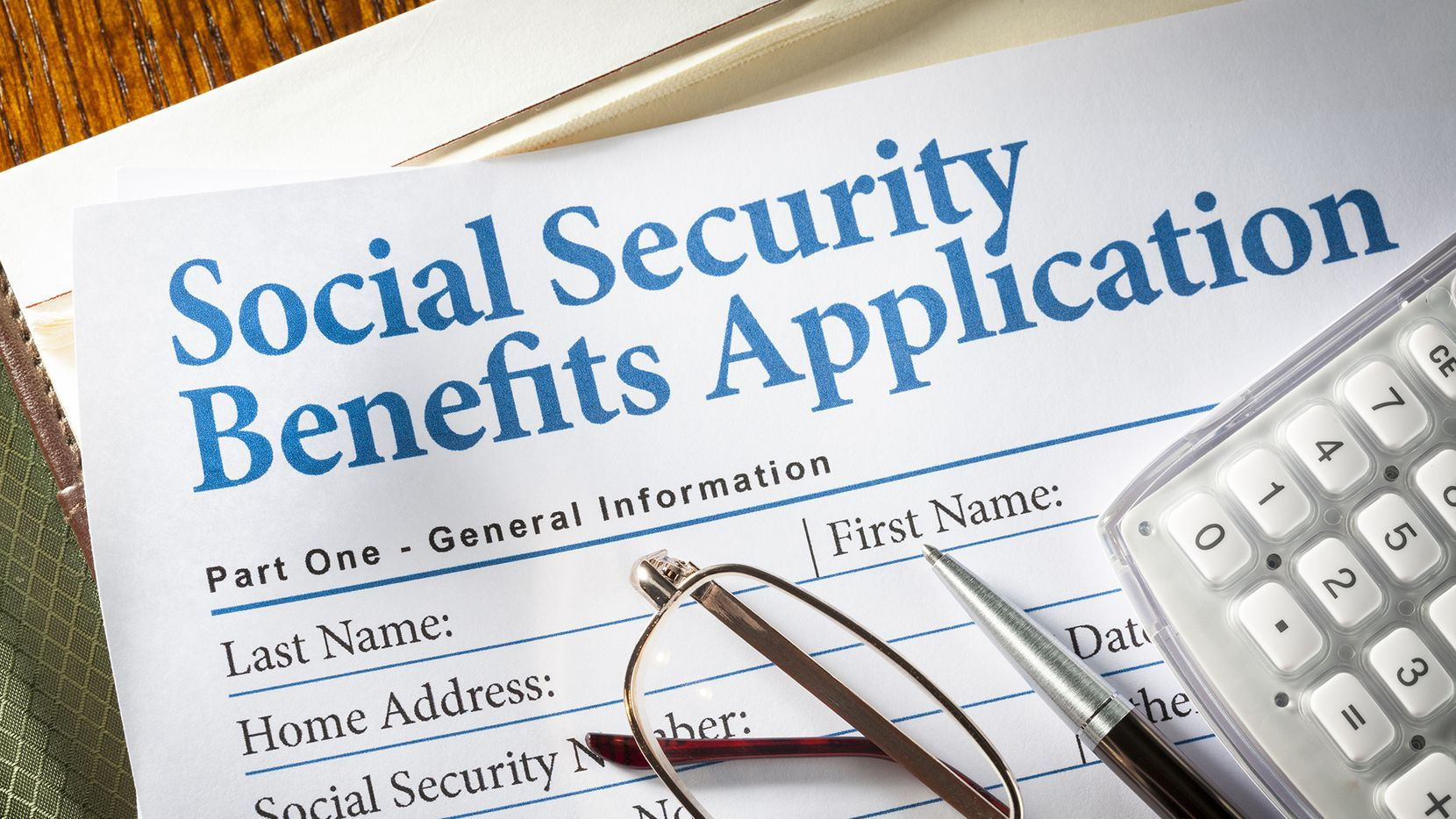 The application question is asking which month you want to be your first month of eligibility for Social Security benefits.