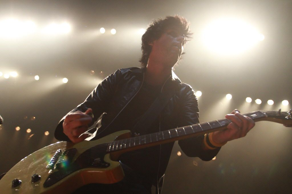 Billie Joe Armstrong of Green Day, which was slated to perform at the first NiFi Festival in Kentucky in August. The event has been canceled.
