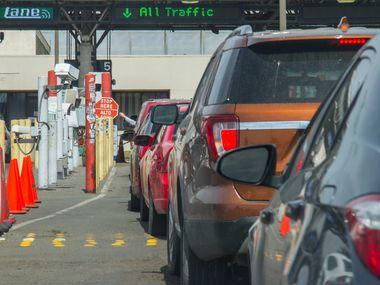 La frontera de Estados Unidos con México está cerrada parcialmente desde el 21 de marzo, por la pandemia de coronavirus.
