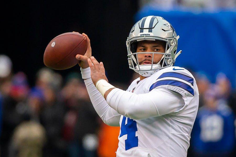 Dak Prescott podría convertirse en el jugador mejor pagado en la historia de los Cowboys. Foto DMN