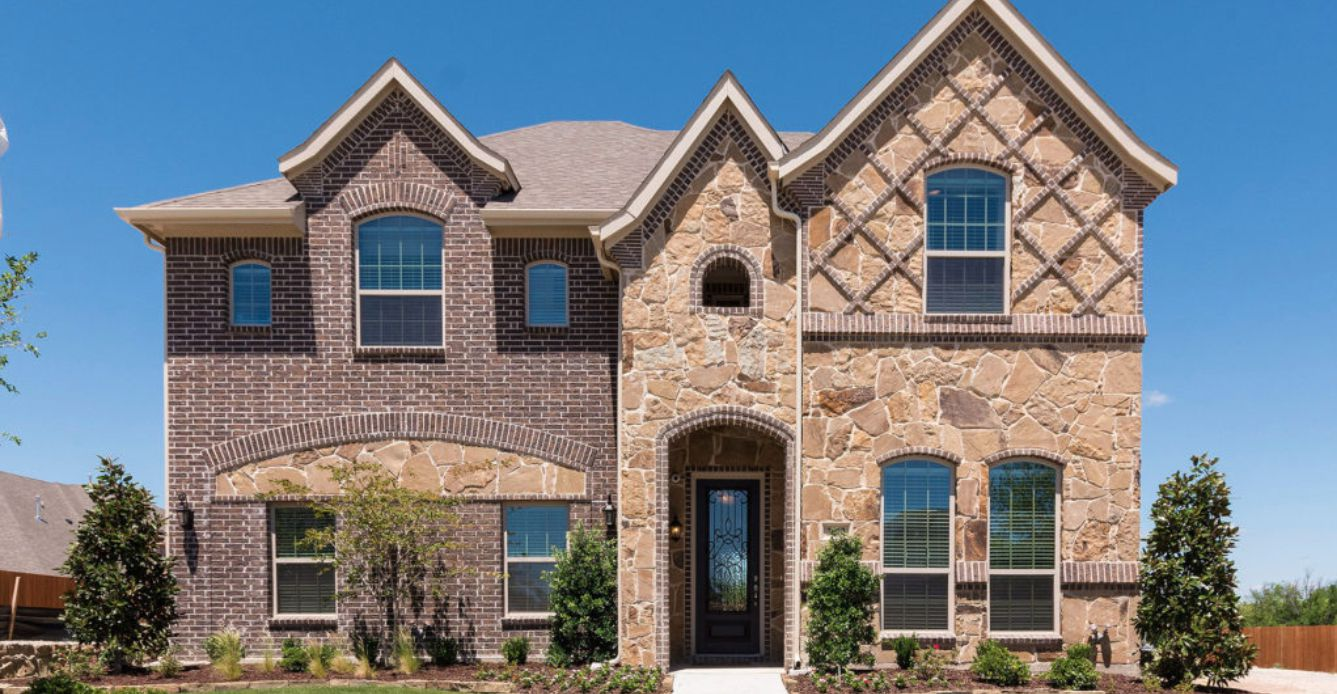 Impression Homes sells more than 550 houses a year in more than two dozen D-FW communities.