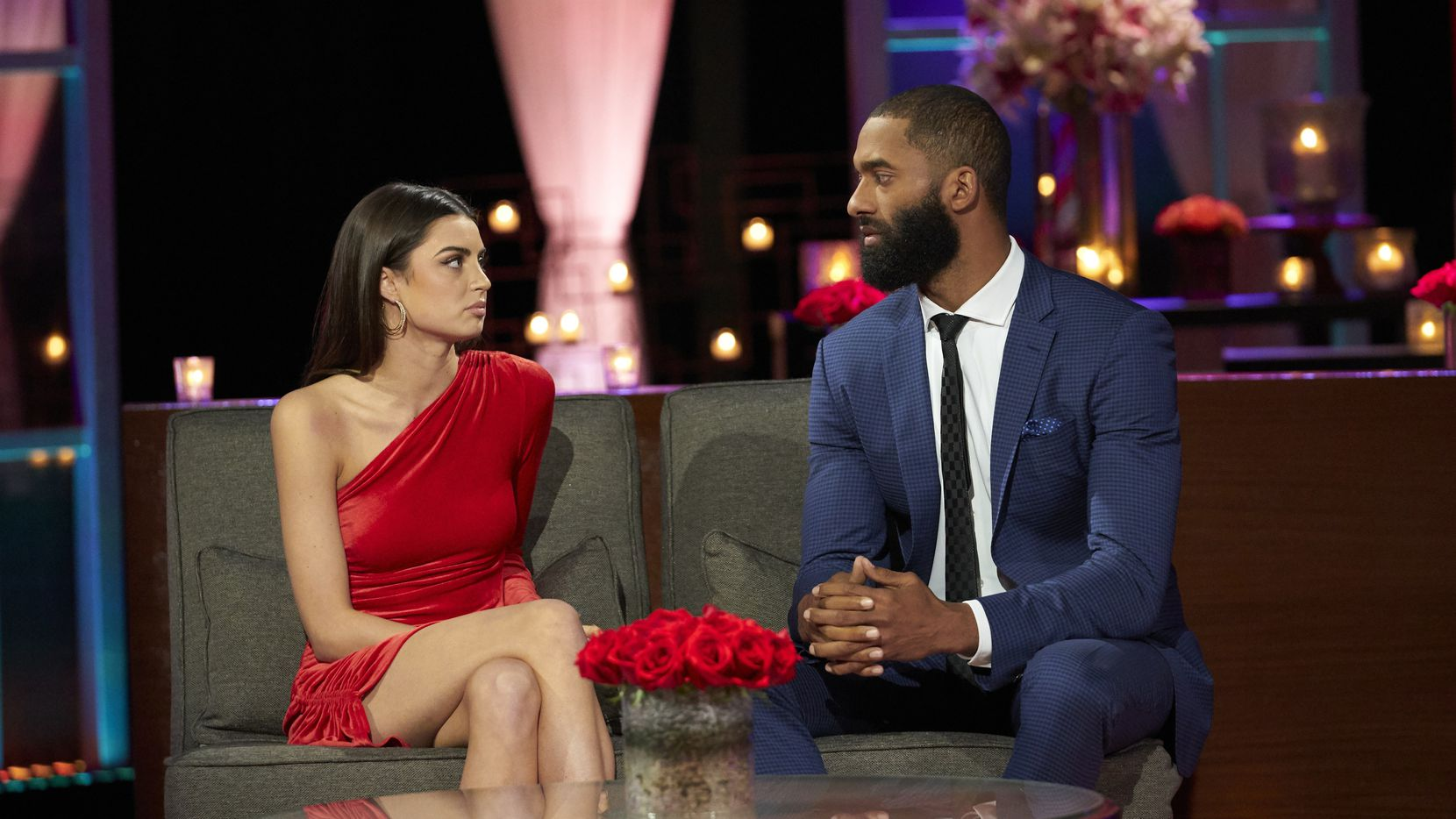 Rachael Kirkconnell and Matt James talk about their Bachelor romance and breakup on After the Final Rose.