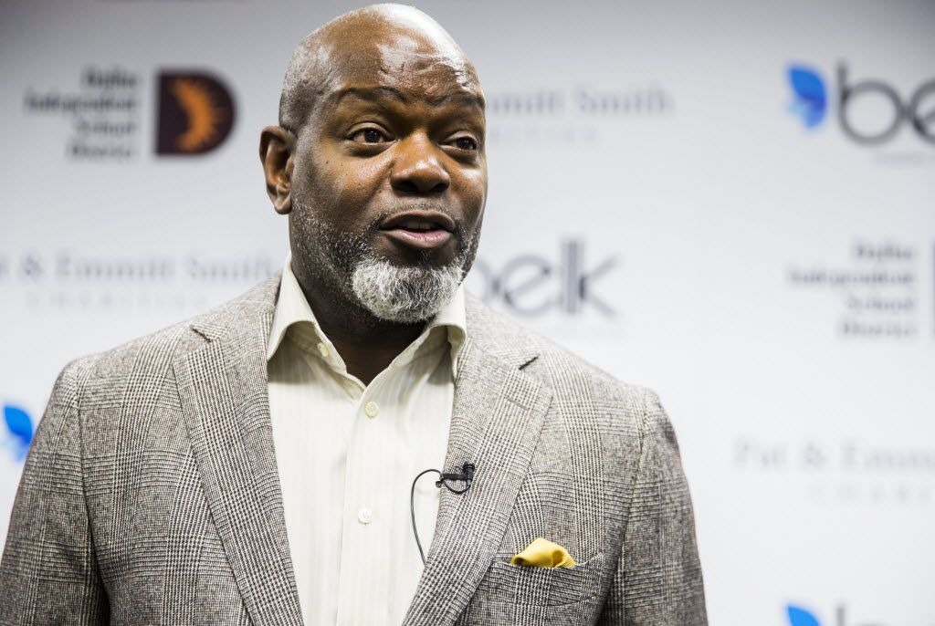 Emmitt Smith plans to re-purpose a 29,686-square foot Oak Cliff property -- directly across from the VA Medical Center -- into retail space and a community office center at a cost of $4.4 million.