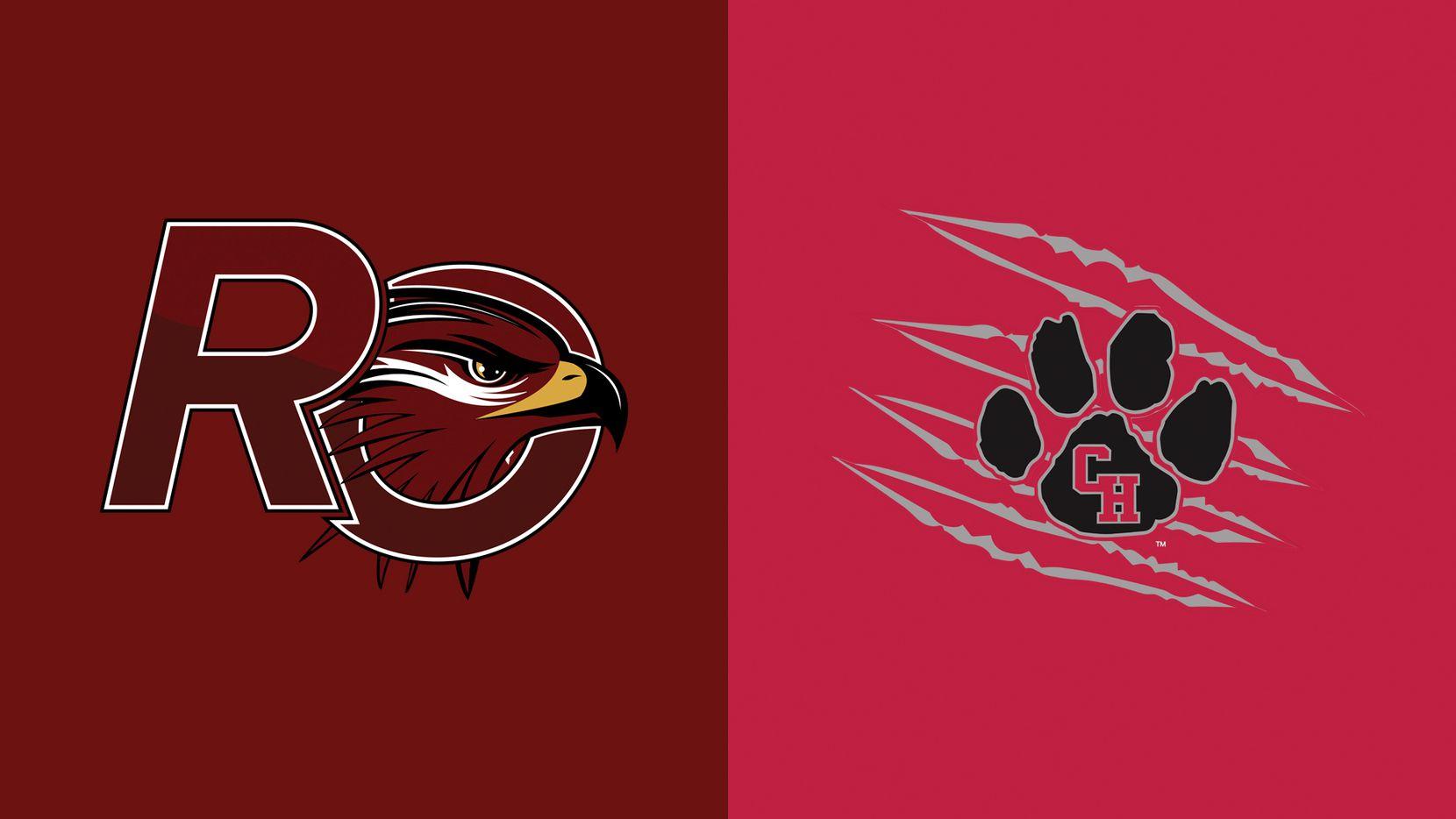 Red Oak vs. Colleyville Heritage.