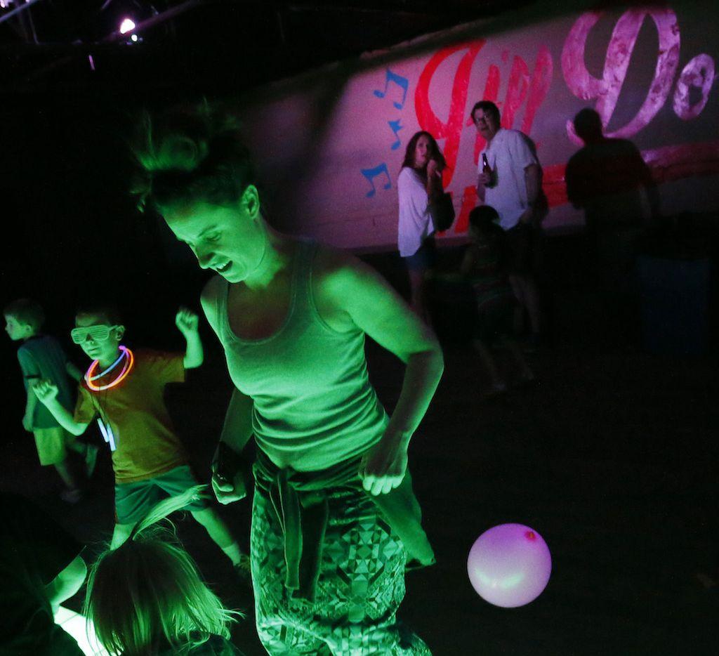 Disco Kids event at the It'll Do Club Dallas