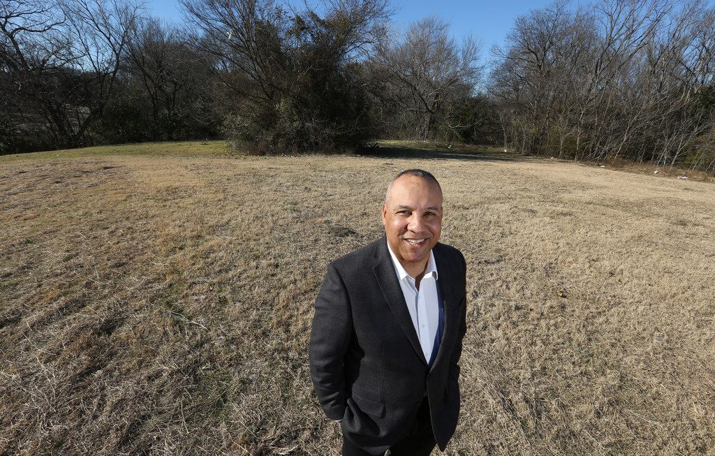 Local businessman Randy Bowman plans to build several dormitories on a vacant lot at 405 E. Overton Road in southeast Oak Cliff, directly across from South Oak Cliff High School. He wants to help public-school students from poverty-stricken homes by creating a boarding-school living environment.