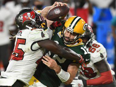 Los Buccaneers de Tampa Bay y los Packers de Green Bay se enfrentarán el domingo en el campeonato de la Conferencia Nacional.