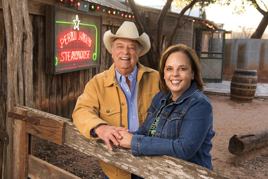 Tom and Lisa Perini own Perini Ranch Steakhouse in Buffalo Gap, Texas. Tom Perini appeared on 'Rachael Ray' on March 6, 2020 to cook a dish from the Perinis' new cookbook.