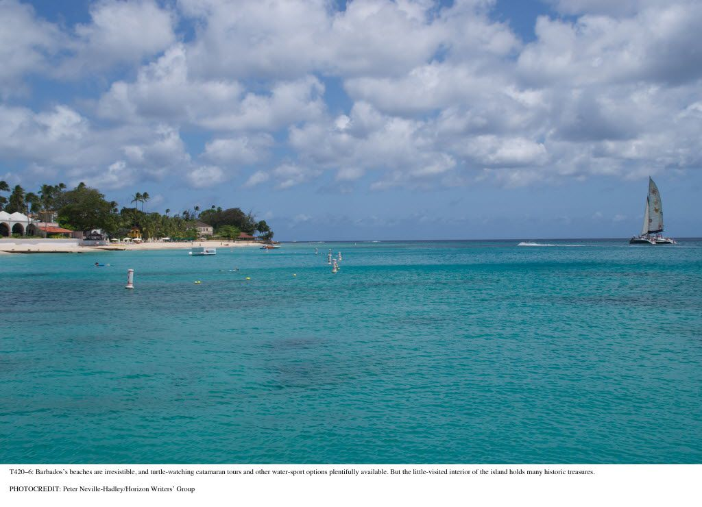 Before the coronavirus pandemic that began in March of 2020, the beaches of Barbados proved irresistible to tourists. The Caribbean island  began slowly opening up its borders to international flights in July.