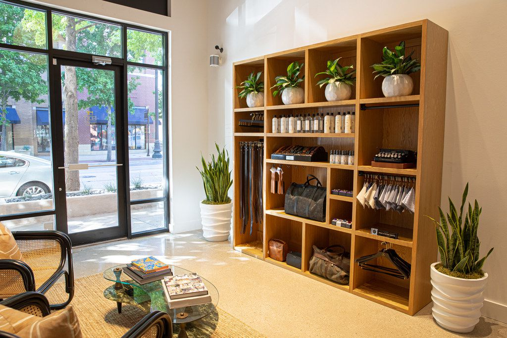 Edit Alterations is a new tailor shop in the West Village in Dallas.