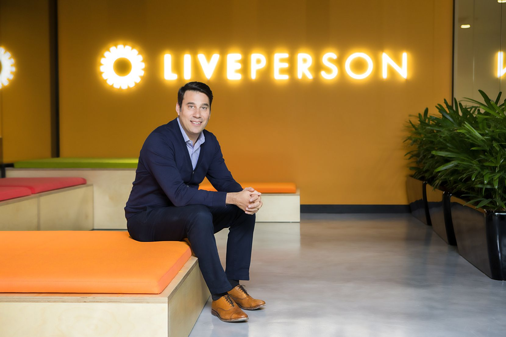 LivePerson founder and CEO Robert LoCascio said Conversable will help the New York-based company gain clients in a promising business segment — restaurants and hospitality. He said the company recently worked with Aramark on a pilot that allowed fans at the Philadelphia Phillies game to order a beer to their seat by sending a message.