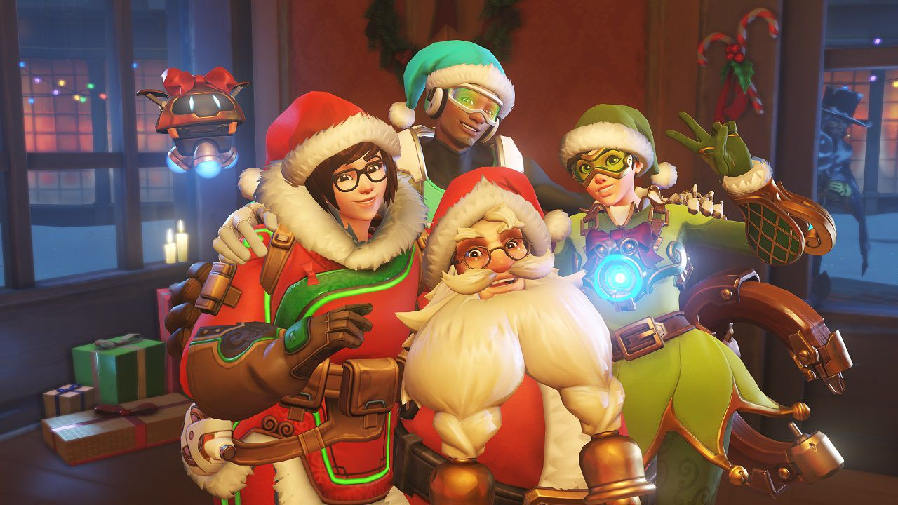 The Best Holiday Themed Video Games To Play This Christmas