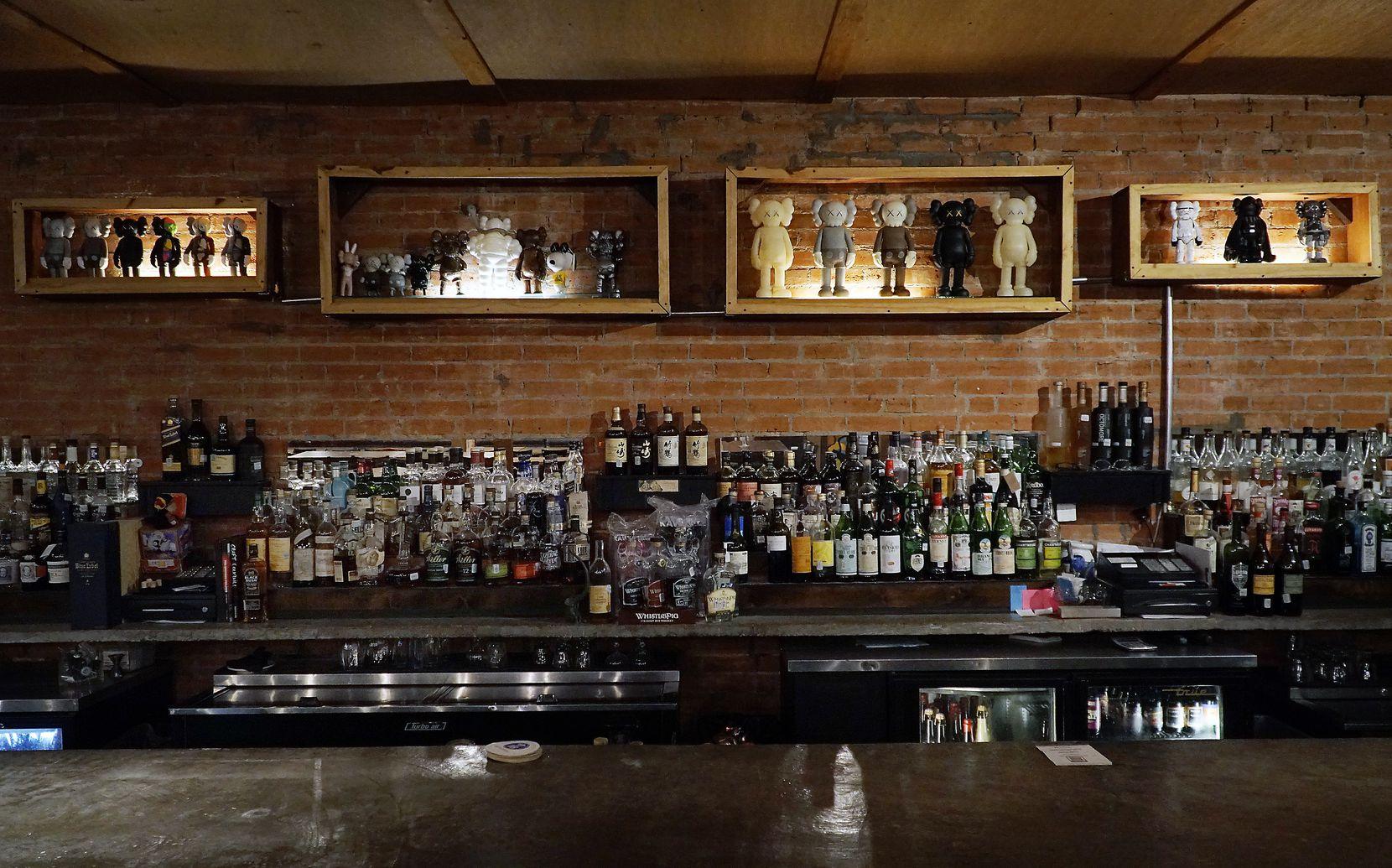 Strangeways restaurant in Dallas
