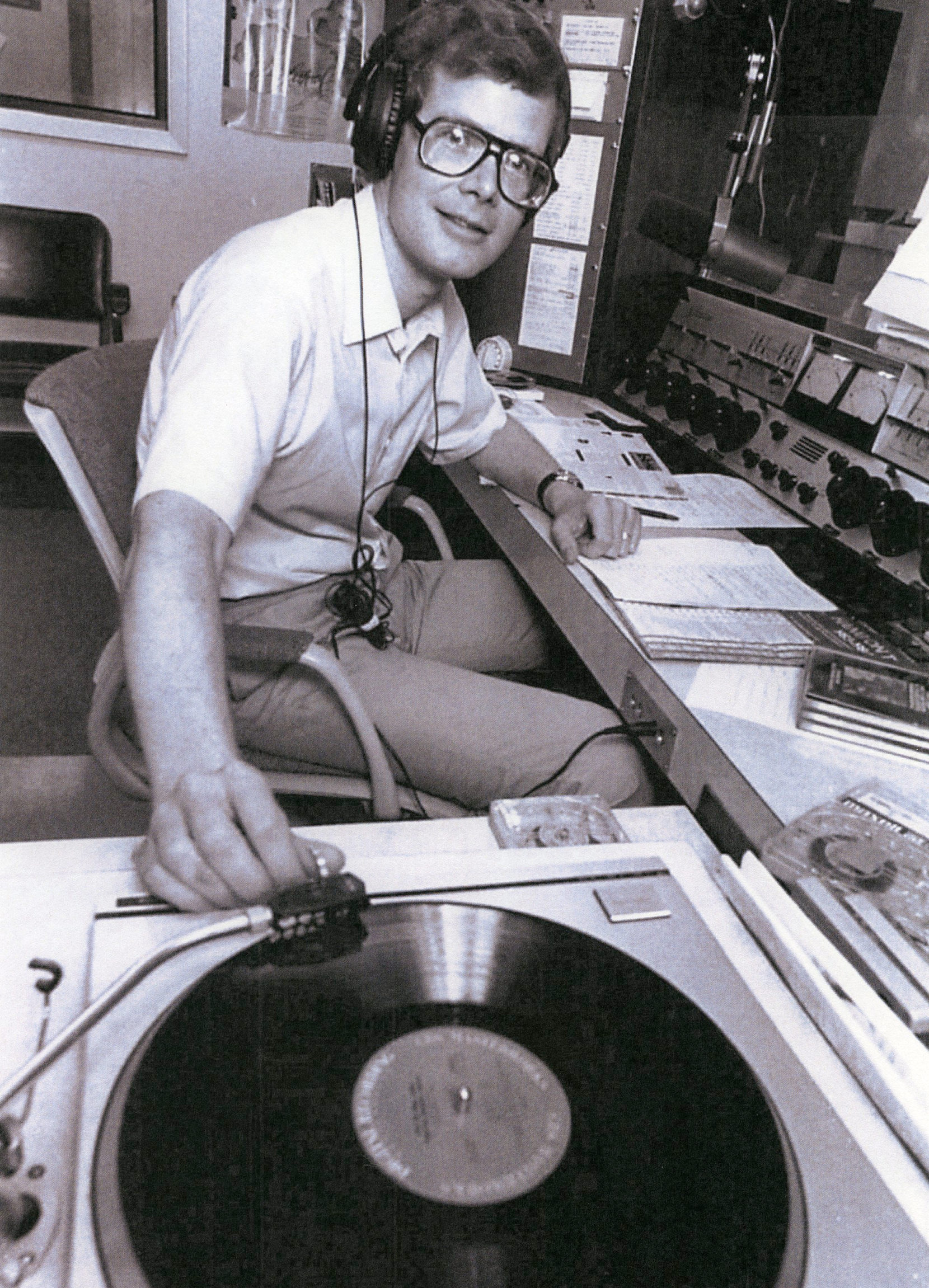Victor Marshall hosted the Dallas Symphony broadcasts for 36 years.