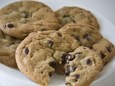 Chocolate chip cookies from Tiff's Treats. (Courtesy Tiff's Treats)