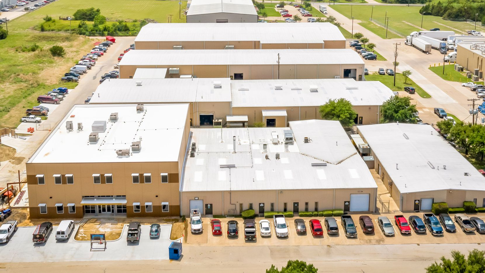 MAG Capital Partners LLC has sold an industrial manufacturing and headquarters complex located at 601 Airport Drive in Mansfield.