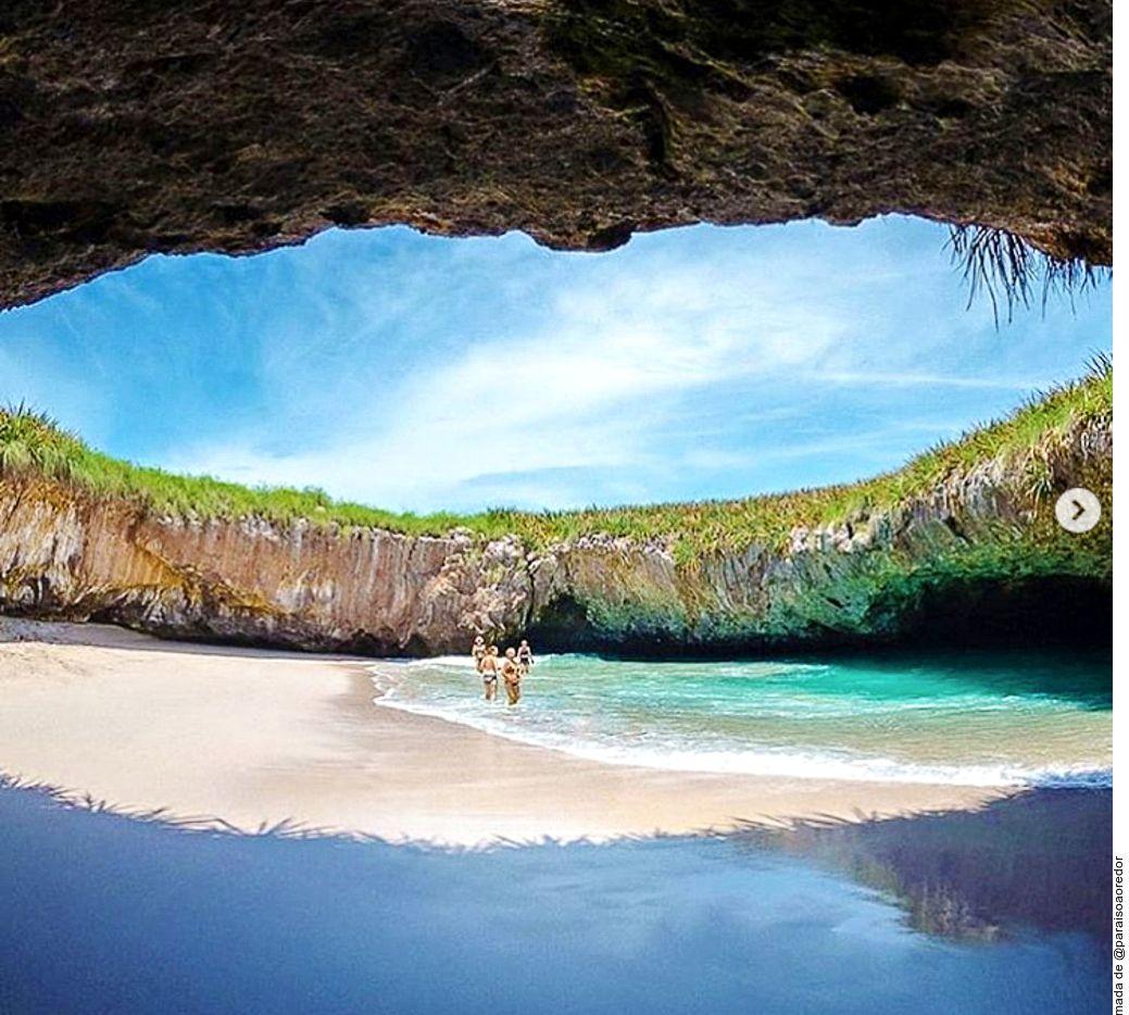 Dos pequeñas islas conforman este parque nacional, sitio perfecto para bucear y descubrir espectaculares especies.