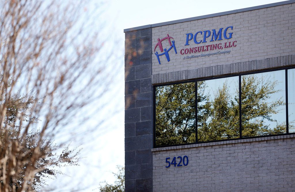 A building where the offices of Preferred Care Partners Management Group Consulting, LLC is located at 5420 W. Plano Parkway, in Plano, Texas on Wednesday, Nov. 29, 2017.