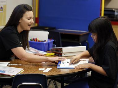 Test results released by the Texas Education Agency show declines in Dallas ISD student performance for all elementary and middle school grade levels in math and reading.