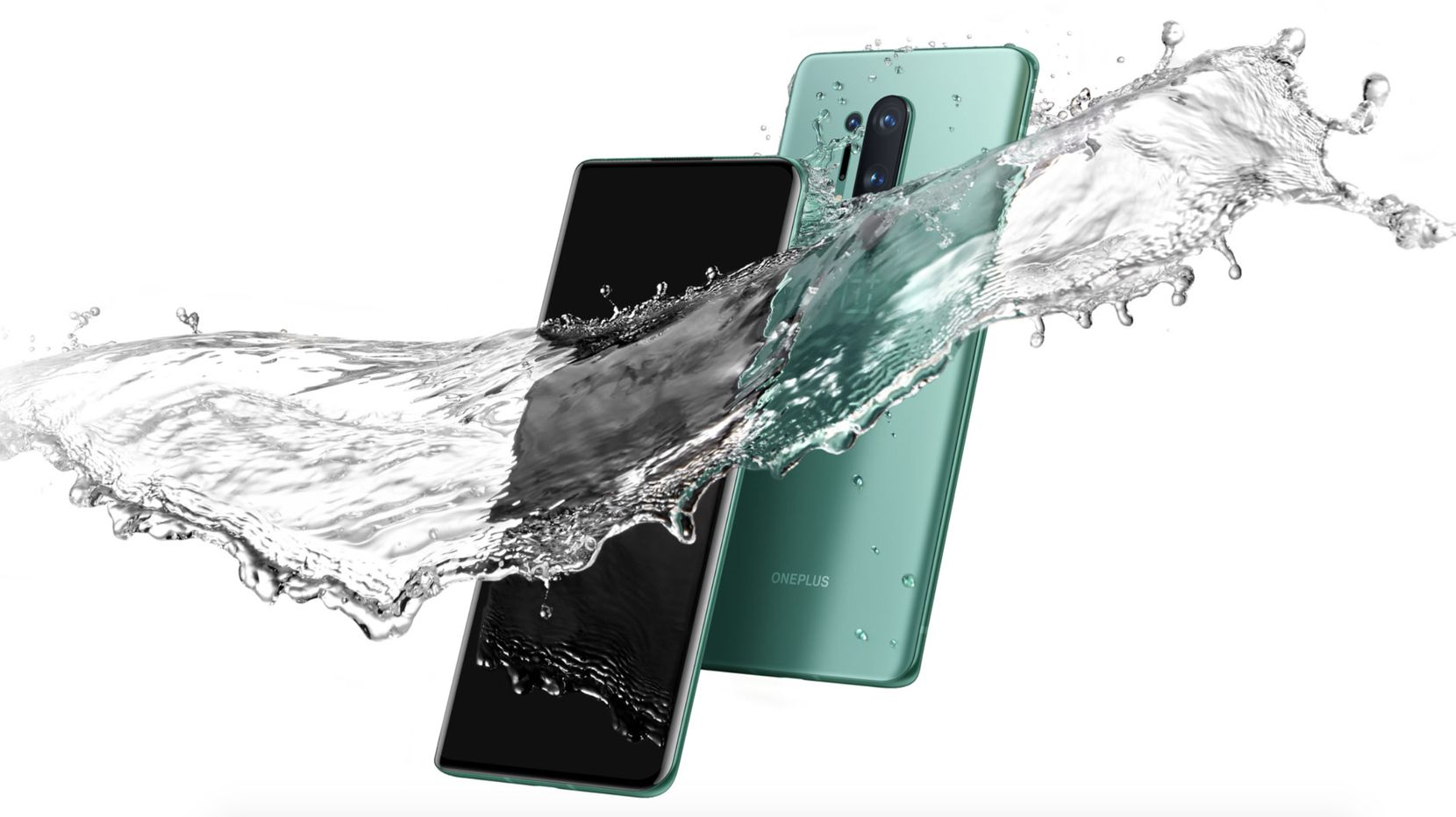 The OnePlus 8 Pro is IP86 water- and dust-resistant.