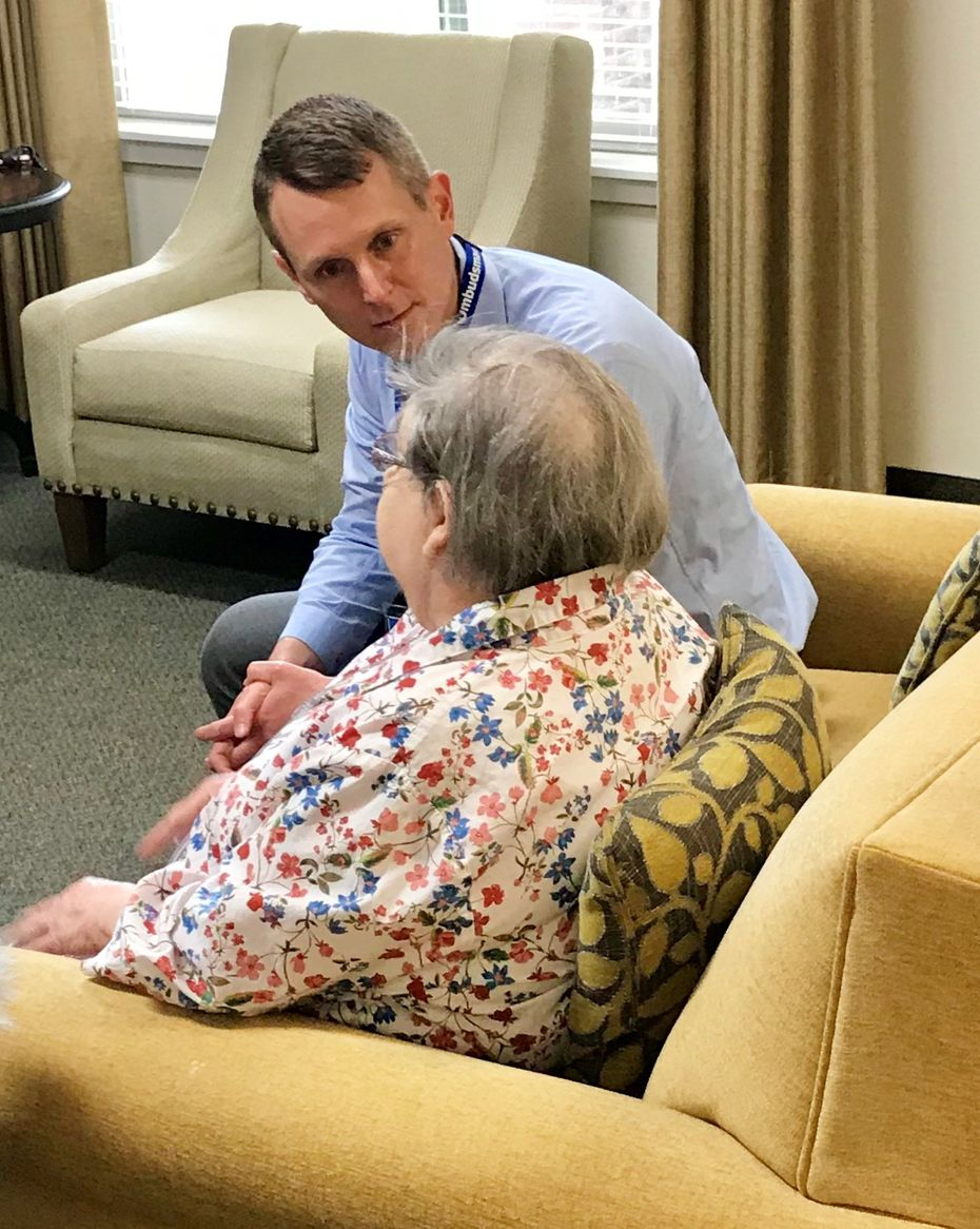 Older adults residing in nursing homes and assisted living facilities in Dallas County can count on the staff and certified volunteers of the Long-Term Care Ombudsman Program to advocate for their rights and quality of care.