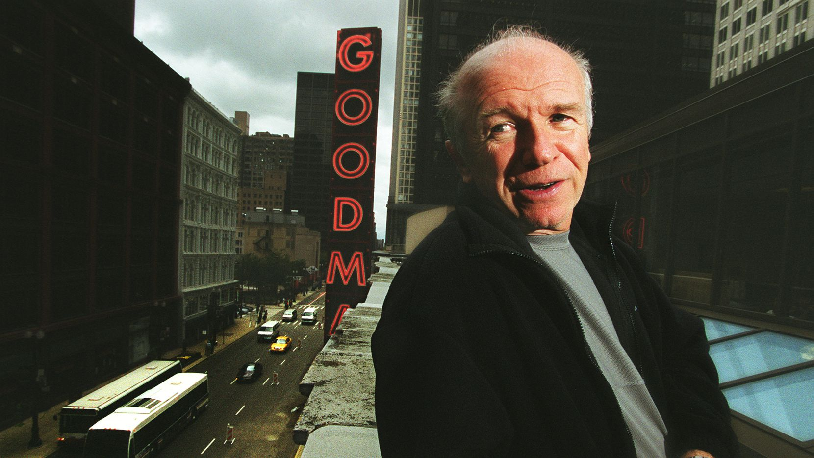 In this 2001 file photo the busy playwright Terrence McNally is quoted as saying:'I don't waste a lot of time... waiting for inspiration. I sit down, and a week or so later I have a draft.' McNally, 81, has died of coronavirus-related complications.