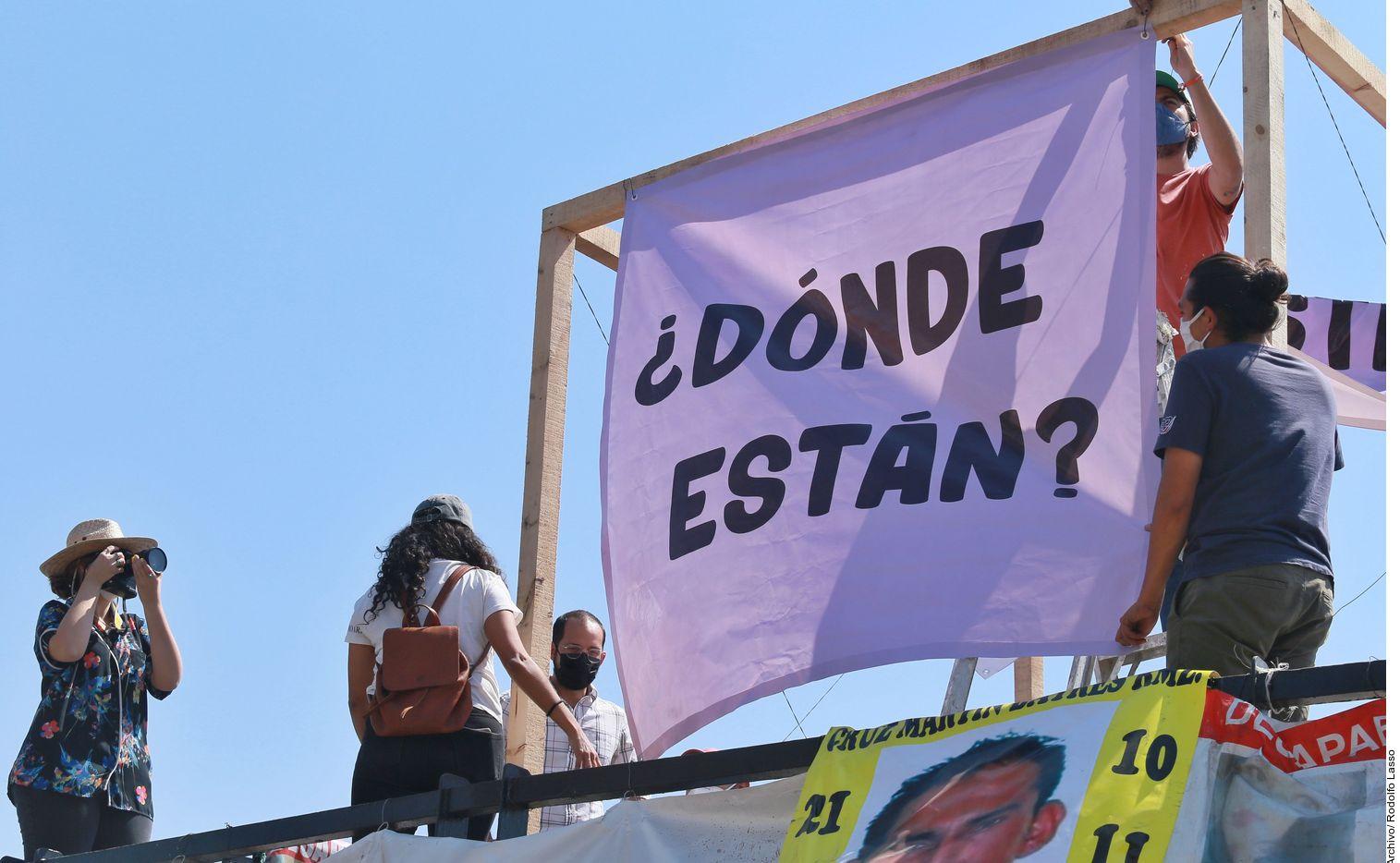 El 62 por ciento de las niñas adolescentes y mujeres desaparecidas en México se concentra en el Estado de México, Tamaulipas, Jalisco, Nuevo León, Puebla y la Ciudad de México, de acuerdo con las autoridades locales.