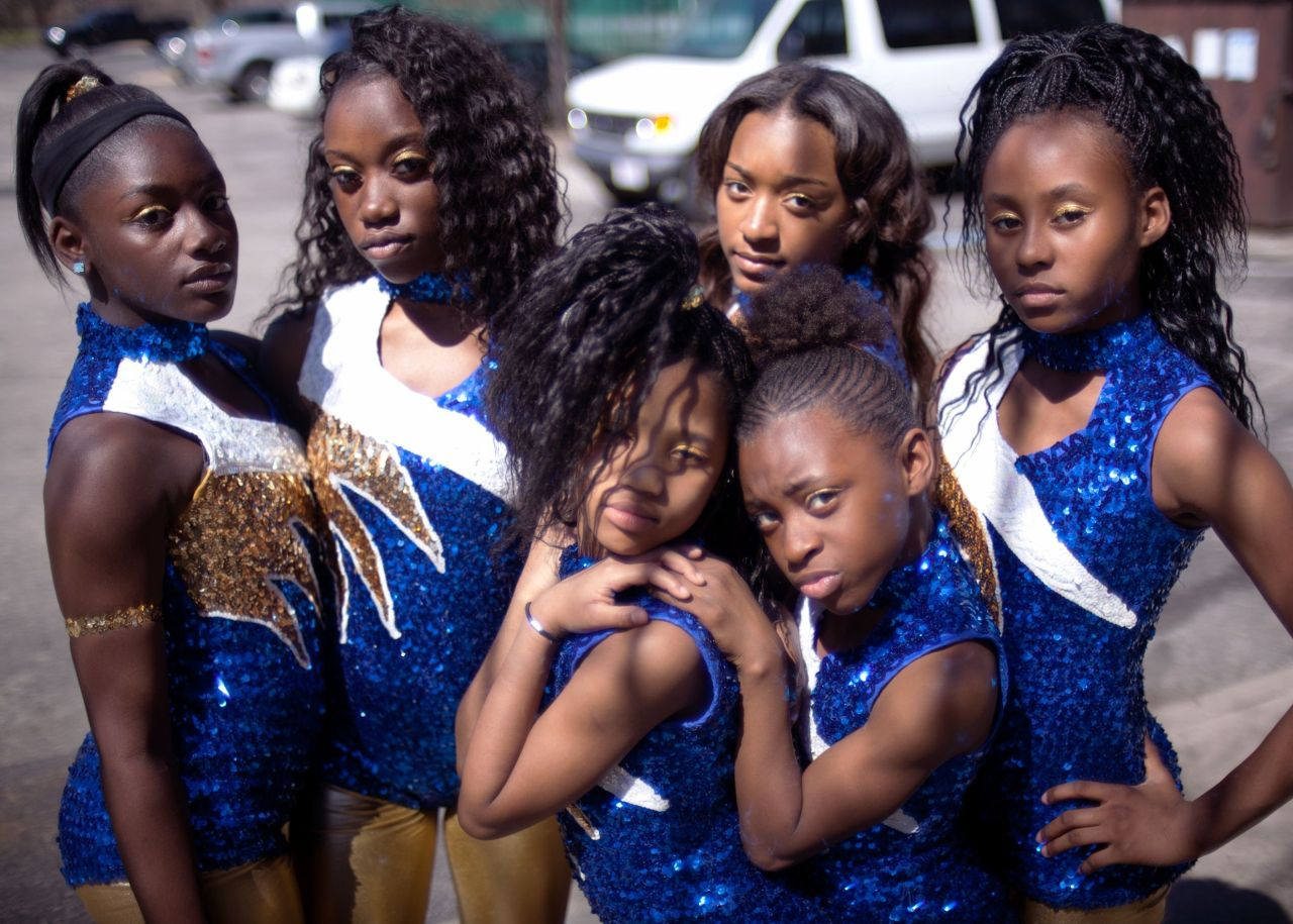 """""""The Fits"""" is a haunting story about a Cincinnati drill team."""