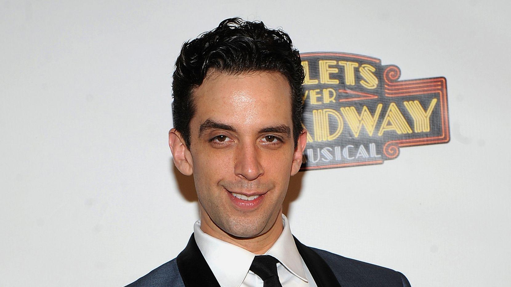 Foto tomada el 10 de abril del 2014 del actor de Broadway Nick Cordero en Nueva York.  (Photo by Brad Barket/Invision/AP, File)