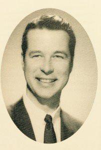 A young Robert Power