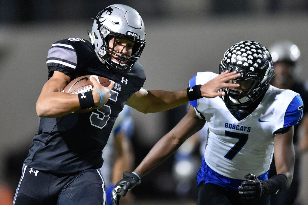 Denton Guyer QB 3 Sport Athlete Eli Stowers Commits To