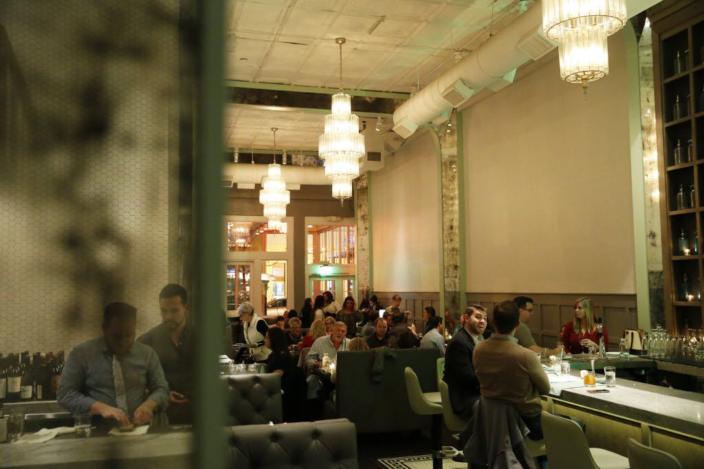 Remedy's dining room