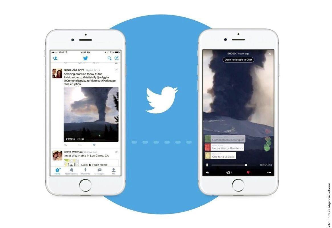 Prepara Twitter un cambio en el conteo de caracteres en tuits, eliminando el espacio que ocupan archivos adjuntos como fotos y videos./AGENCIA REFORMA