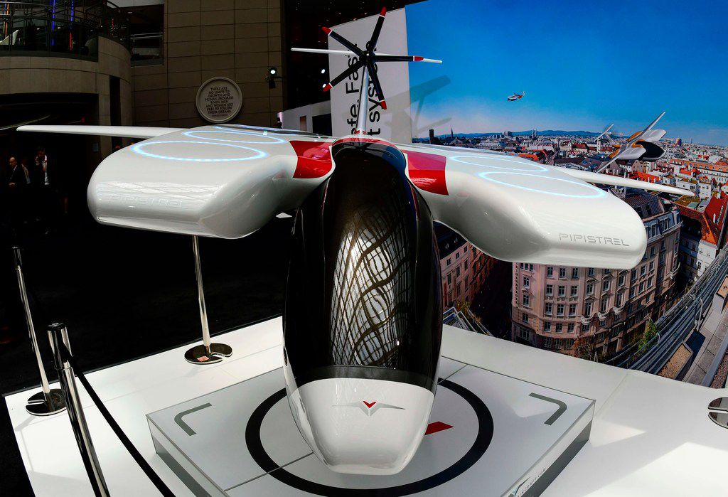 Uber has been enlisting companies across industries to made the futuristic mode of transportation real, from aircraft manufacturers to real estate developers. One of the companies is Pipistrel, which showed off a concept for its aircraft at the Uber Elevate Summit in Washington, D.C.