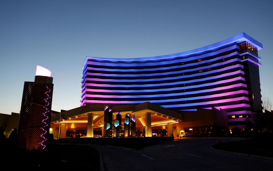 Choctaw Casino Resort in Durant, Okla., reopened in late May 2020 after being closed for nearly two months during the COVID-19 pandemic.